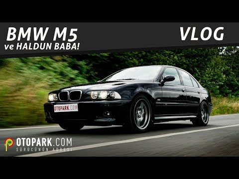 BMW M5 & Haldun Baba [English Subtitled]