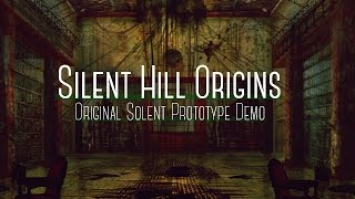 Silent Hill: Origins | Solent Prototype Demo for PSP