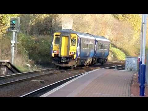 Possilpark and Parkhouse Railway Station, Glasgow