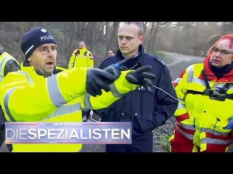 Verloren im GruselWald: Menschen verschwinden reihenweise  Die Spezialisten  SAT.1 TV