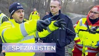 Verloren im Grusel-Wald: Menschen verschwinden reihenweise | Die Spezialisten | SAT.1 TV
