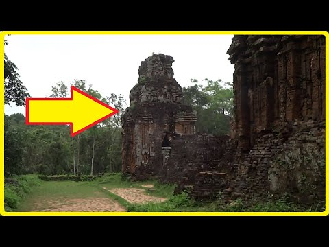 My Son Tempelanlage Vietnam Mỹ Sơn Vietnam history