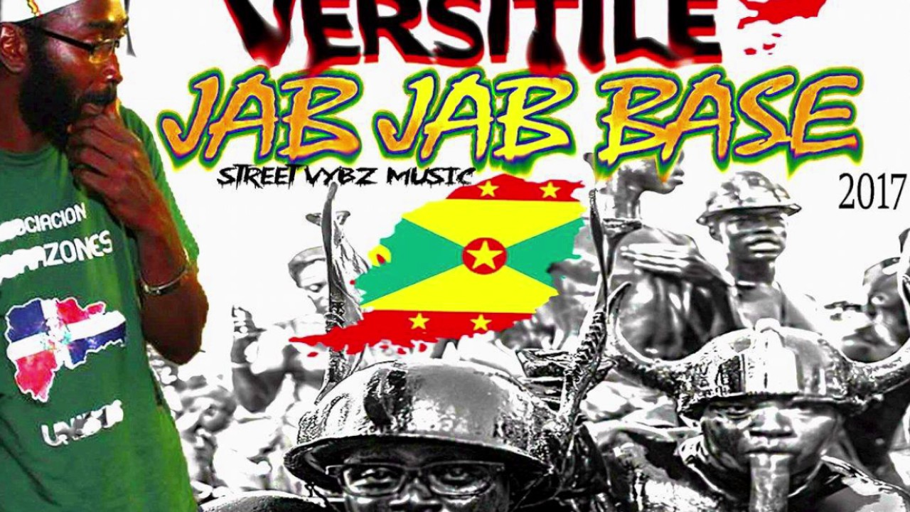 Playing Jab: Oil, Mud + Freedom at Carnival in Grenada