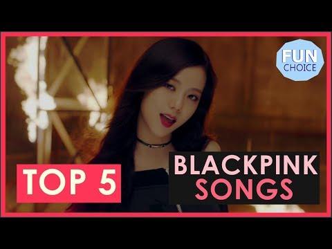 TOP 5 BEST BLACKPINK SONGS (2016)