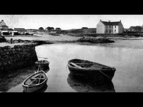 Old Photographs Of Isle Of Tiree Scotland