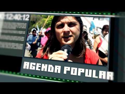 "Columna ""Agenda Popular"""