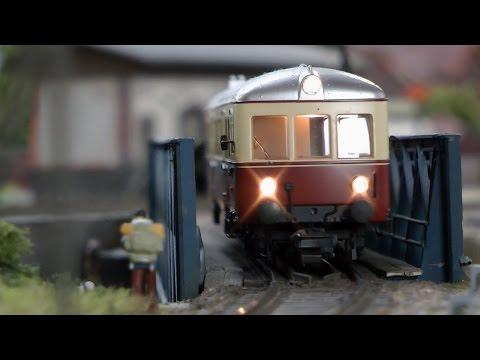 Model Railroad Highly Detailed HO Scale