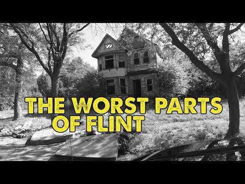 I drove through the worst parts of Flint, Michigan. This is what I saw.