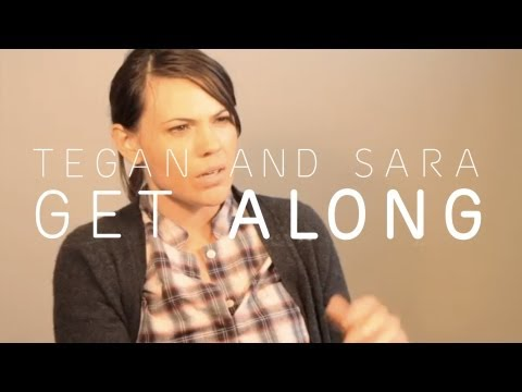 Tegan and Sara  Premiere Audition with Clea Duvall Get Along CDDVD Extra