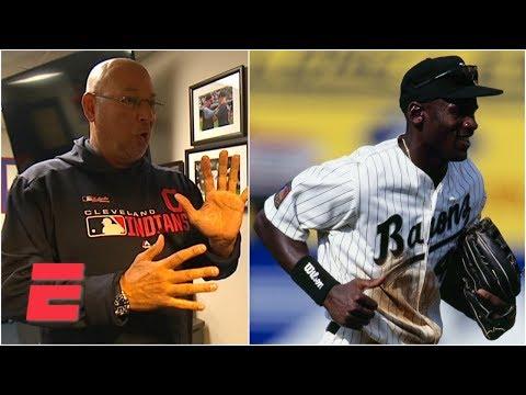 Terry Francona talks coaching Michael Jordan, his Billy Joel autograph, more | MLB Interview
