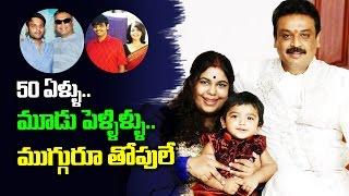 Senior Naresh three wedding  stories   Actor Naresh   Latest telugu movies