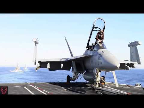 Military | Aircraft Carrier Strike Group • Simulated Strait Transit