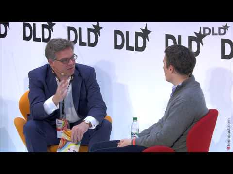 Rocket: The Sky Is the Limit (Oliver Samwer, Founder of Rocket Internet AG & Stefan Winners) | DLD15