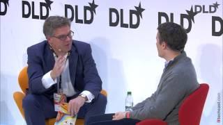 Rocket: The Sky Is the Limit (Oliver Samwer, Founder of Rocket Internet AG & Stefan Winners) | DLD15