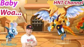 Dragon City 20 Live Stream : GAME GIỐNG MINECRAFT ĐẾN 99% | MK Gaming Thế Giới Tí Hon