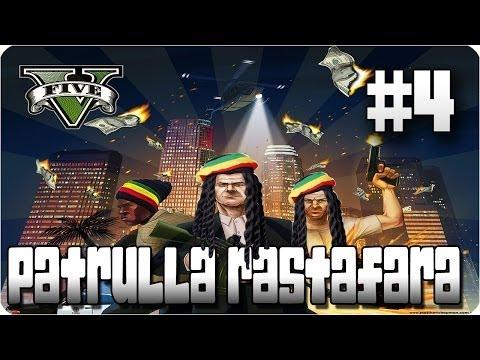 GTA V ONLINE | La patrulla rastafara |