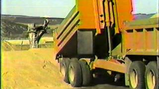 Dump Truck Operation Part 4