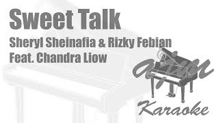 Download Lagu Sheryl Sheinafia & Rizky Febian Feat  Chandra Liow - Sweet Talk   Ayjeeme Karaoke Mp3