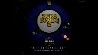 [Playstation]ゼロ・ディバイド2 / ZERO DIVIDE 2