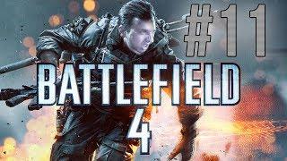 Battlefield 4 Campaign - MACHINE GUN LIKKERS.. - Part 11