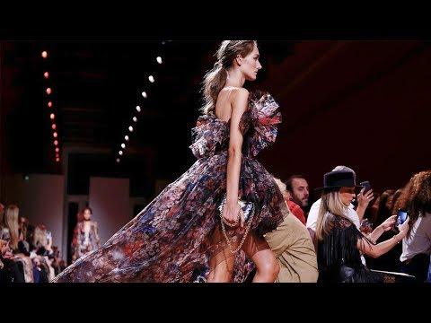 Elie Saab | Spring Summer 2019 Full Fashion Show | Exclusive