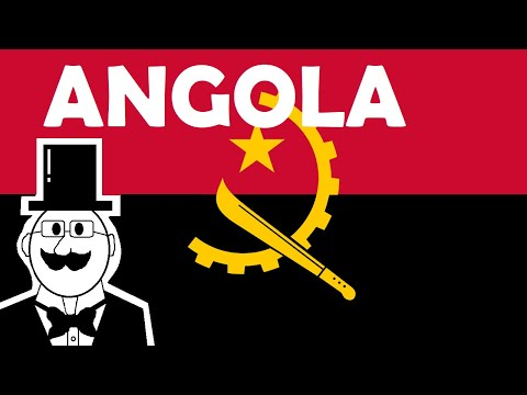 A Super Quick History of Angola