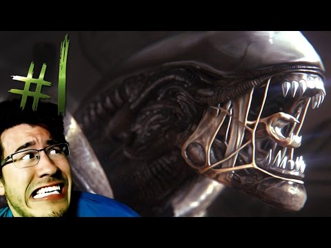 ALL BY MYSELF | Alien Isolation - Part 1