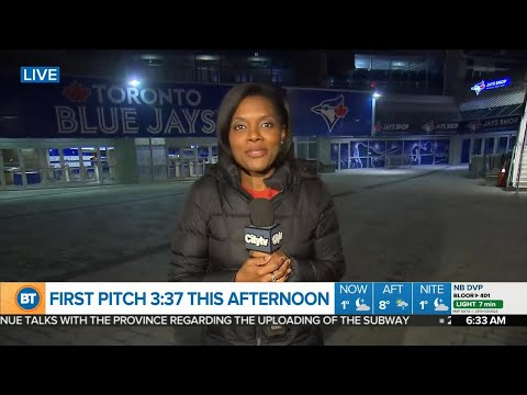 Blue Jays fever hits Toronto and other top stories