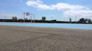 20150523 Test La Course Navette Christian