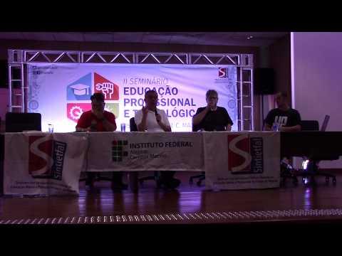 II SemEPT - Mesa 03: Democracia, Estado de Exceção e a Luta de Classes