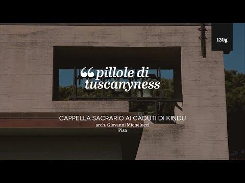 Pills of Tuscanyness - Cappella Sacrario ai caduti di Kindu (Giovanni Michelucci)