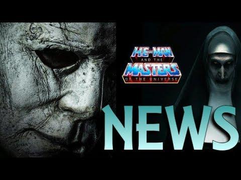 NEWS: Batman Ninja! Halloween Poster! The Nun First Pic! and of course FortNite