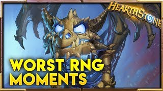 Worst RNG Moments ep.13 | Hearthstone