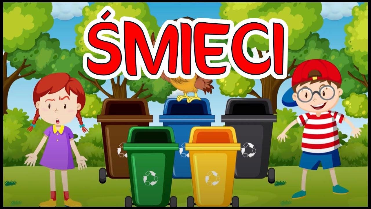 Bajka o segregacji śmieci i inne
