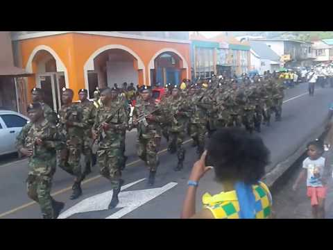 St.Vincent and the Grenadines 38th Anniversary of Independence 2017 Pt1