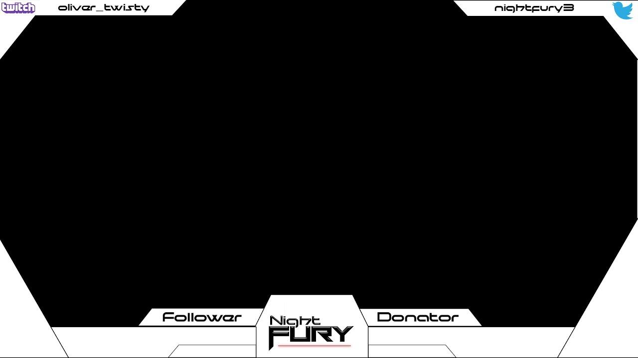 Twitch Overlay By EasY Designs   NightFury - YouTube