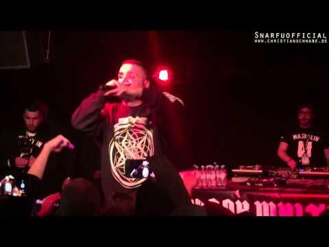 Fler / Frank White Tour Berlin [Musik & Frieden] 28.02.2016