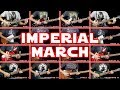 Star Wars Imperial March (Guitar Orchestra) - Cooper Carter