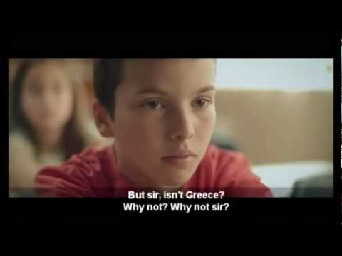 "Greece elections ads: ""Don't gamble with our children's future"""