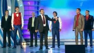 КВН Юрмала 2011 - Прима + СОК - Танец Медведева(, 2011-10-03T07:55:06.000Z)