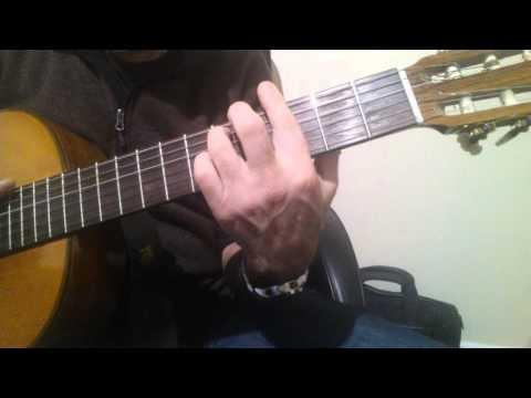O Morro nao tem vez - Carlos Jobim (Cover) Guitar Chords by Alan Samuel