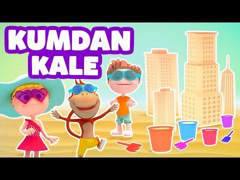 Kukuli – Sandcastle | Nursery Rhymes & Kids Songs & Baby Songs | Cartoons for Toddlers