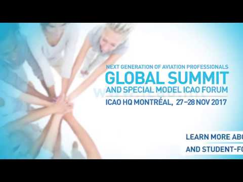 Nov 2017 NGAP Summit and Model ICAO Forum