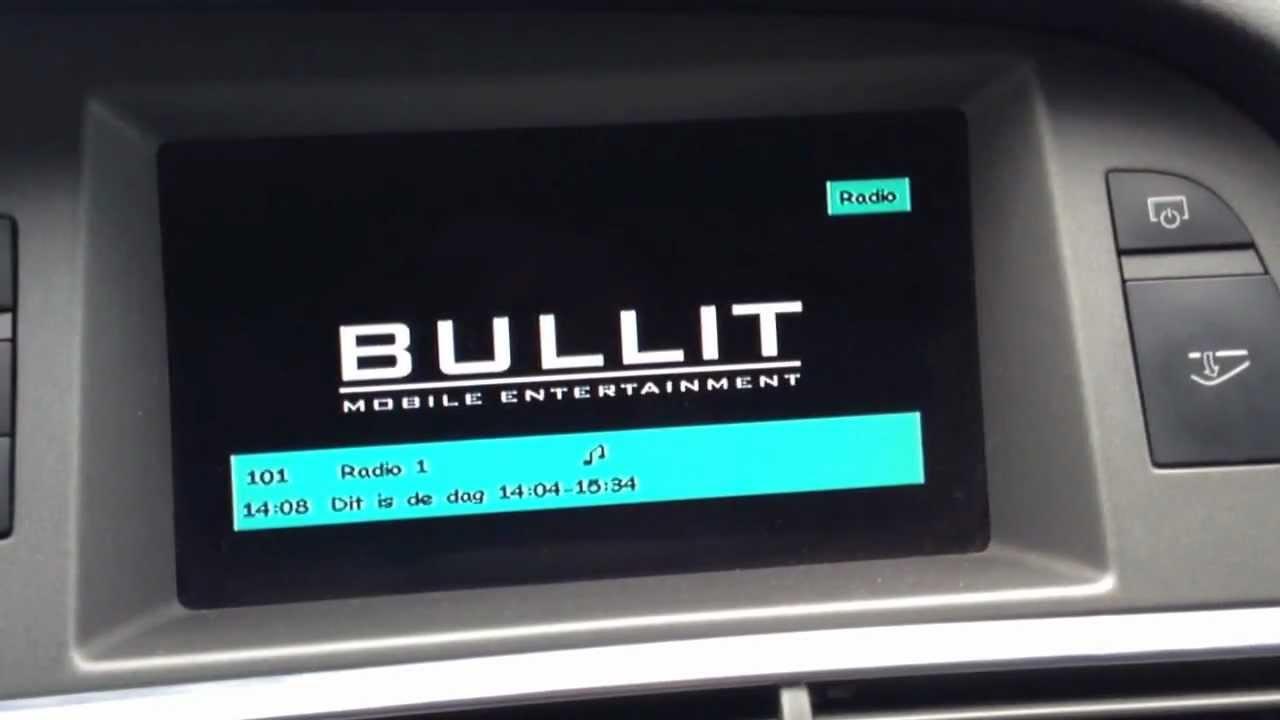Bullit Dvbt 9001 Audi A6 4f Mmi 2g Youtube