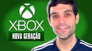 Xbox SCARLET, o NOVO xbox da próxima geração