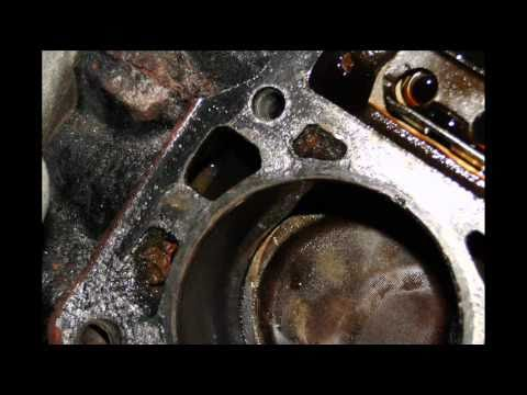 Equinox 34L Blown Head Gasket - YouTube