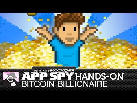 Bitcoin Billionaire | IOS IPhone / IPad Hands-On - AppSpy.com