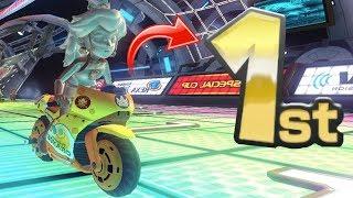 Mario Kart 8 Deluxe Comeback Compilation 8