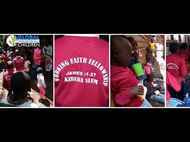 Teaching Precious Children @ GMFC - WFF Kibera Slum Kenya Mission
