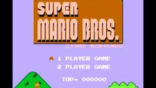 Super Mario Bros. review (Black Box series) - Pat the NES Punk